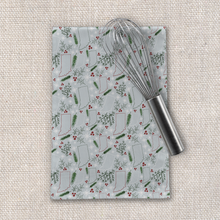 Load image into Gallery viewer, Indiana Christmas Tea Towels