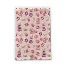 Load image into Gallery viewer, Macaron Pattern Tea Towels