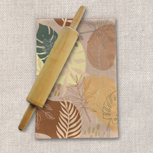 Load image into Gallery viewer, Orange Terracotta Tea Towels