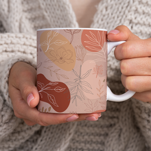 Load image into Gallery viewer, Pink Abstract Desert Pattern - Mug