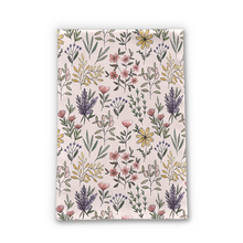 Load image into Gallery viewer, Spring Botanical Tea Towel