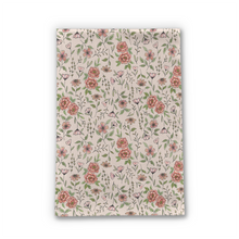 Load image into Gallery viewer, Spring Floral Tea Towel