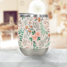 Load image into Gallery viewer, Springtime Stemless Wine Tumbler