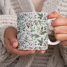 Load image into Gallery viewer, Winter Berry Pattern - Mug