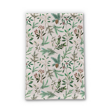 Load image into Gallery viewer, Winter Berry Tea Towel