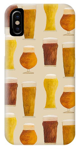 Beer Pattern - Phone Case