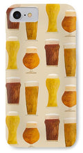 Load image into Gallery viewer, Beer Pattern - Phone Case