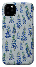 Load image into Gallery viewer, Blue Bonnets - Phone Case