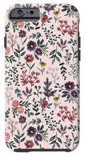 Load image into Gallery viewer, Bright Watercolor Flower - Pink - Phone Case