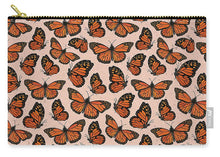 Load image into Gallery viewer, Butterfly Watercolor - Carry-All Pouch