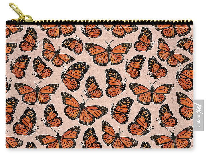 Butterfly Watercolor - Carry-All Pouch