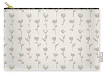 Load image into Gallery viewer, Floral Pattern - Carry-All Pouch