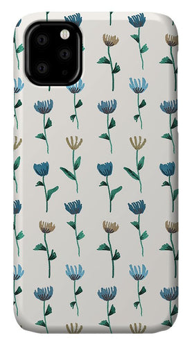 Colorful Ink Flower Pattern - Phone Case