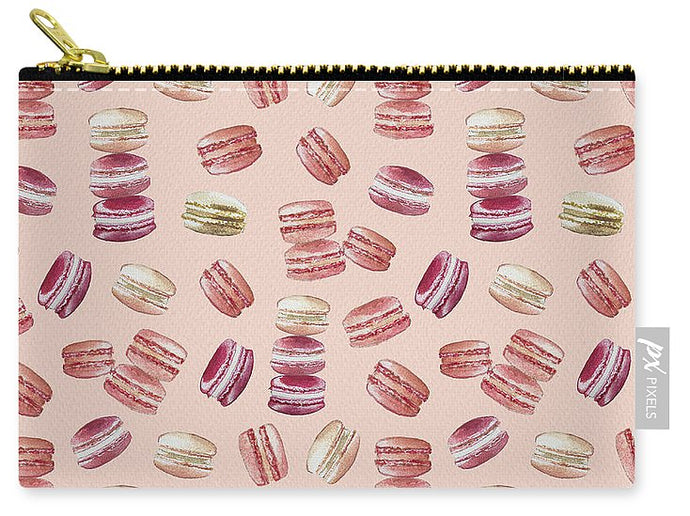 Macaron Pattern - Carry-All Pouch