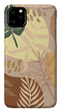 Load image into Gallery viewer, Orange Terracotta Pattern - Phone Case