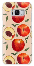Load image into Gallery viewer, Peach Pattern - Phone Case