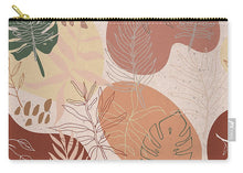 Load image into Gallery viewer, Pink Terracotta Pattern - Carry-All Pouch