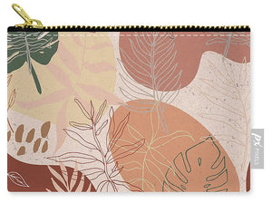 Pink Terracotta Pattern - Carry-All Pouch
