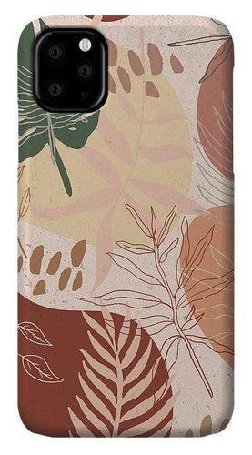 Pink Terracotta Pattern - Phone Case