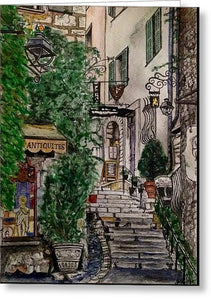 Saint-paul De Vence, France  - Greeting Card
