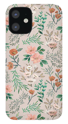 Springtime Pattern - Phone Case