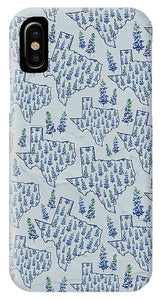 Texas Blue Bonnet - Phone Case
