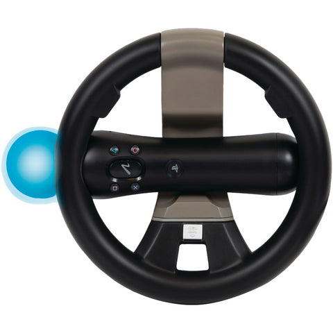 CTA Digital PSM-RW PlayStation(R)Move & DUALSHOCK(R) Controller Racing Wheel
