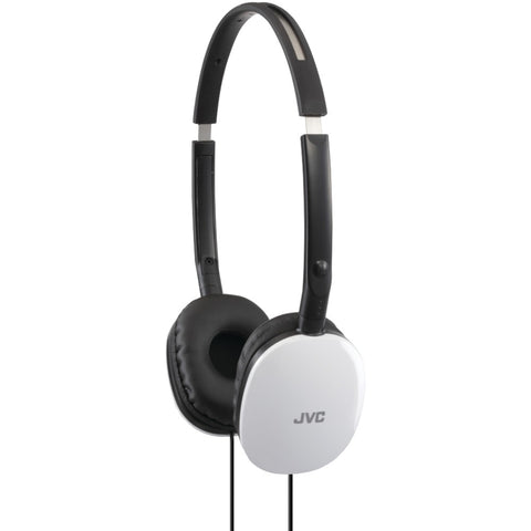 JVC HAS160W FLATS Headphones