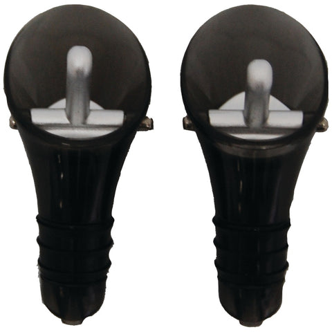STARFRIT 093025-006-0000 Wine Pourers, 2 pk