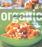 Organic Baby and Toddler Cookbook (Organic)