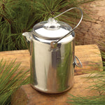 Aluminum Percolators, 9 Cups