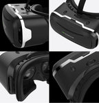 VR Box Virtual Reality 3D Glasses Cardboard Movie Game For Samsung For iPhone