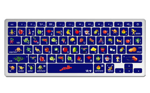 "1 Piece MacBook Pro 13"""" Keyboard Sticker Decal Keyboard Skin Style C"