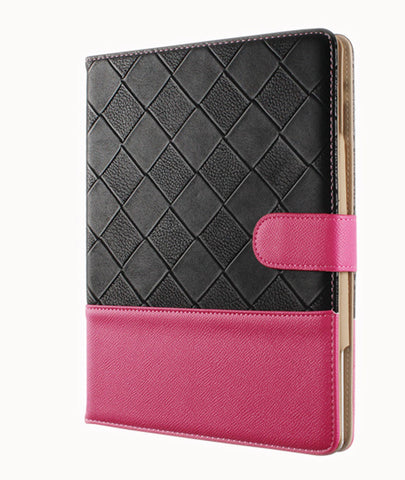 Superior Protective Case for IPad 4/3/2 Black & Pink (Cozy Corner)