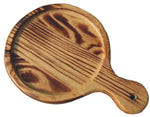 8 inch Wood Pizza Plate Pizza Tray