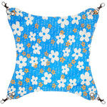 Pet Supplies Cat Beds Cat Hammock Cat Furniture 45 X 45 CM- Flower Blue