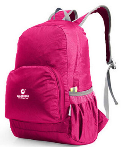 Pink Outdoor Backpacks Camping Backpacks Running Bags Climbing Backpacks 20L
