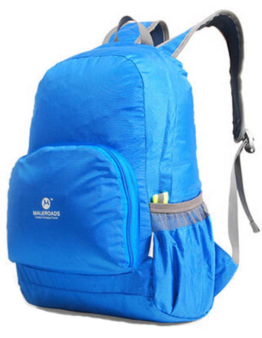Blue Outdoor Backpacks Camping Backpacks Running Bags Climbing Backpacks 20L