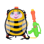 Children's Backpack Plastic Water Gun Water Pistol Squirt Games, Bee