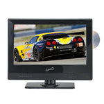 "13"""" LED Widescreen HDTV/DVD Combo"