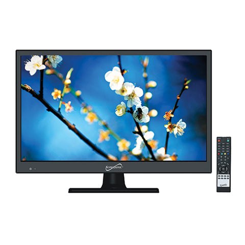 "15.4"""" Widescreen LED HDTV"