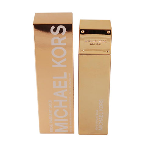 MICHAEL KORS ROSE RADIANT GOLDEAU DE PARFUM SPRAY 3.4 oz / 100 ml