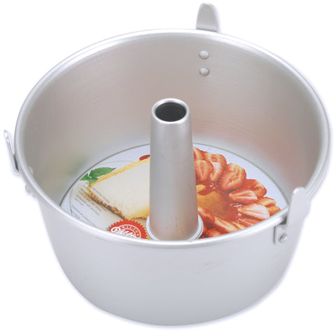 "Angel Food Cake Pan-7""""X4-1/2"