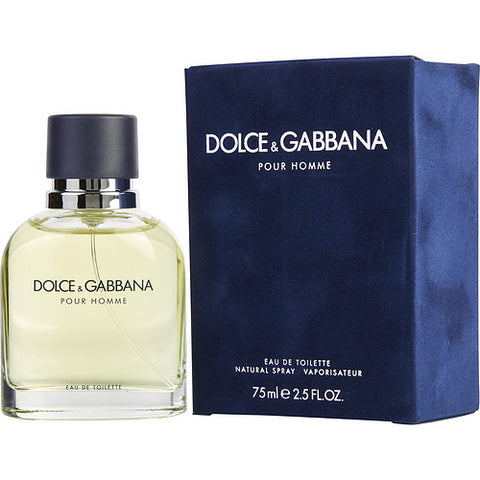 DOLCE & GABBANA by Dolce & Gabbana EDT SPRAY 2.5 OZ