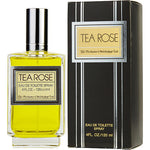 TEA ROSE by Perfumers Workshop EDT SPRAY 4 OZ