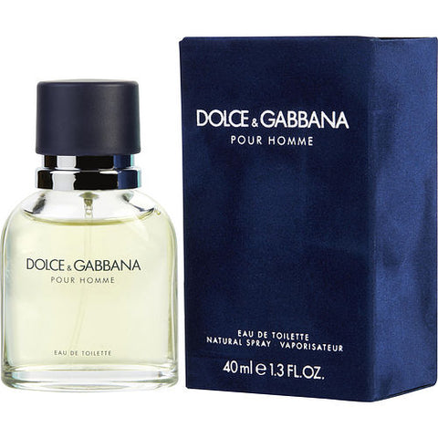 DOLCE & GABBANA by Dolce & Gabbana EDT SPRAY 1.3 OZ