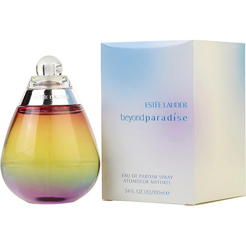 BEYOND PARADISE by Estee Lauder EAU DE PARFUM SPRAY 3.4 OZ