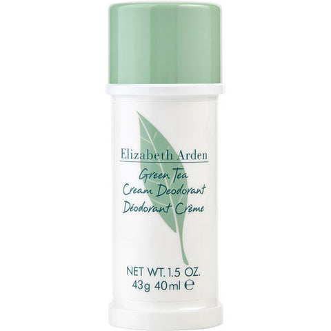 GREEN TEA by Elizabeth Arden DEODORANT CREAM 1.5 OZ