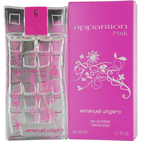 APPARITION PINK by Ungaro EDT SPRAY 1.7 OZ