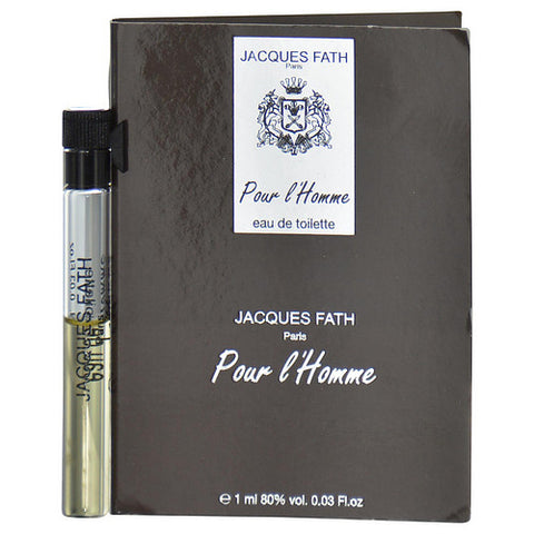 JACQUES FATH POUR L'HOMME by Jacques Fath EDT VIAL